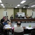 「集会所再生プラン」に意見続出 共産党宇治市議団が懇談会