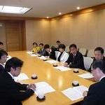 脱原発、TPP反対を 共産党府議団が予算申し入れ
