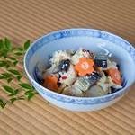 京都の風土・食と暮らし〈1〉美山のにしん漬け 日本の伝統食を考える会