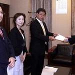 京都市の「再稼働容認」の株主提案を批判、申し入れ 共産党市議団