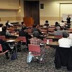TPP交渉からの撤退を 京都ネットが学習会