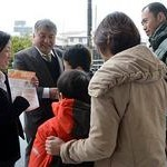 城陽市で子育て要求前進 運動と共産党論戦実る