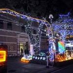 アグネス・イルミネーション2009 平安女学院京都キャンパス