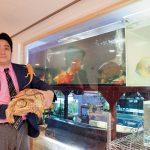 GWに楽しむユニーク私設博物館 ①花園教会水族館・京都市右京区