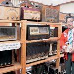 GWに楽しむユニーク私設博物館 ②ラジオ博物館・福知山市大江町