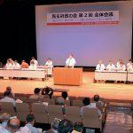 2018府知事選 府政転換へ大運動提起 「民主府政の会」全体会議