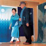 """平和でこそ""""藍"""" ファッションショーで魅力発信 福知山藍同好会"""
