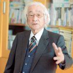 9条改憲阻止へかつてない運動へ/京都大学名誉教授・益川敏英さん