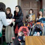 """""""子ども医療費無料化拡充して""""府・京都市に子育てママたちが要望 京都ネット"""