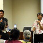 市民の運動が原発止めた 日・露が輸出、ベトナムでの計画 現地で反対運動、吉井美和子氏が講演