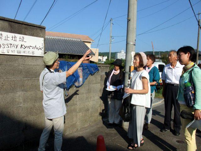 トラブル続出、こんなに必要なのか・・・京都市内「民泊」 共産党京都市議団が下京、南区で実態調査