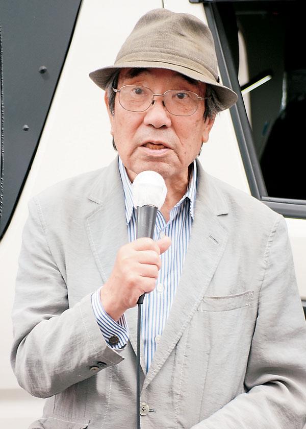 二見伸明・元公明党副委員長
