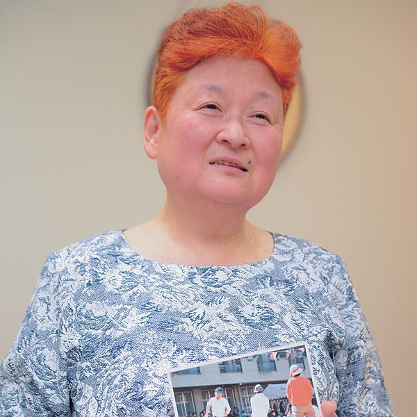 中嶌清美さん