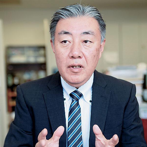 梶川憲さん