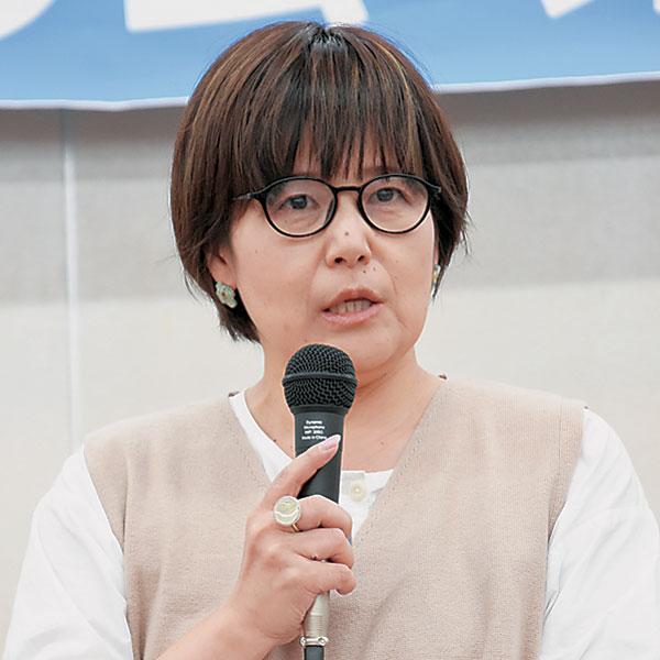 長田奈央さん