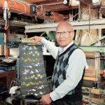 インボイス導入で織物産地は大打撃 織物業・代行店 取引相手の賃機は免税業者、仕入れ控除できないと税額約4倍にも