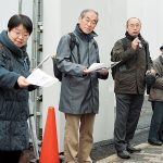 自衛隊に若者名簿提供、門川市長が強行実施/京都市長選争点に 福山氏は反対運動の先頭に
