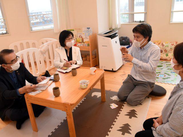 利用者減で運営厳しく「病児保育」 京都市内の施設「5月は0人。運営継続できるよう支援を」/共産党が聞き取り調査