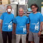 公式Tシャツで走ろう! 京都ランナーズが「ピースラン」呼びかけ