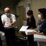 学習の保障と感染防止は少人数学級で 京都市長に緊急要望書、署名7090人分提出 新婦人府本部・京都市教組が呼びかけ