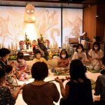 鉾町に新たな賑わいを ホステルで「地蔵盆」初開催/下京区・岩戸山町 地域、異業種との連携を力に