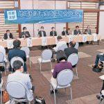 現場の声で「コロナ禍」苦境打開しよう 京都北部・経済再生語り合う集い/共産党府委員会主催
