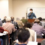 北陸新幹線延伸工事で自然・住環境は 市民集会で交流/「残土処分」「地下水への影響」「財政負担」