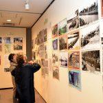 戦後75年 京都に残る加害と被害の歴史 戦争遺跡写真展 25日まで、ひと・まち交流館京都/インパール作戦の戦跡資料も展示