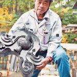 安全な瓦へ飽くなき研鑽 「現代の名工」に認定、京都府瓦工事協同組合副理事長・光本大助さん