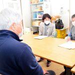 福祉・医療従事者に社会的検査の実施を 綾部市の市民団体「あやべPCR検査を求める会」 施設訪問し、要望聞き取り懇談