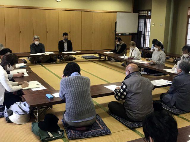 実態は公有地の開発企業への提供 京都市「団地再生計画」、左京で学習会