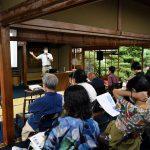 北陸新幹線延伸「トンネル工事で水源への影響懸念」 法然院で学習会