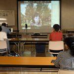公的支援として中学校給食を 阿部彩・都立大教授「京都市も横浜市に続いて」/小学校のような全員制の中学校給食をめざす連絡会が学習交流会